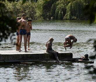 В Украине ожидается жаркая погода, местами кратковременные дожди и грозы