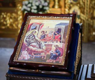 Сегодня верующие УПЦ празднуют рождество Иоанна Крестителя
