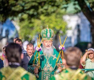 В Киево-Печерской лавре празднуют день памяти основателя монастыря - Антония Печерского