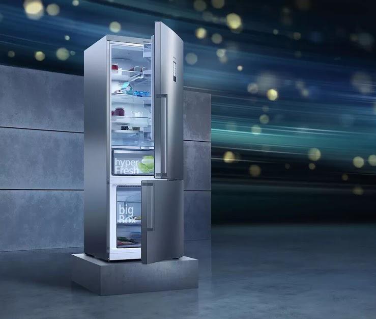 Что умеют смарт-холодильники?