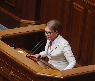 Эксперт: Рост рейтинга Тимошенко является закономерным