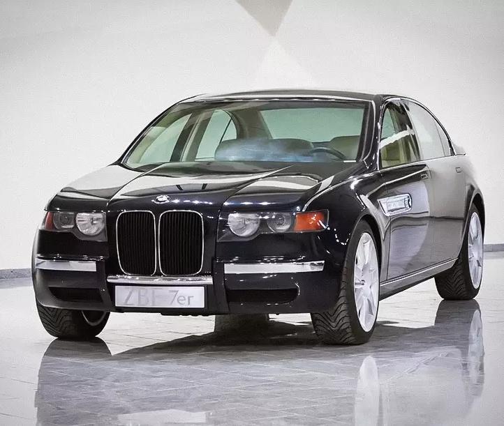 BMW показала концепт из 90-х, который почти никто не видел