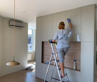10 типичных ошибок домохозяек во время уборки квартиры.