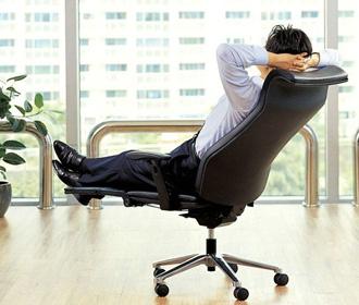 Несколько советов по выбору офисного кресла