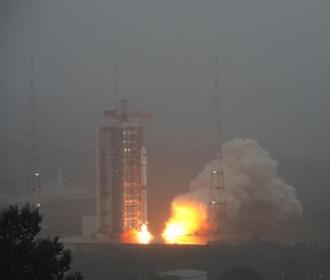 Китай запустил группу спутников на орбиту