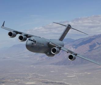 Самолет C-17A