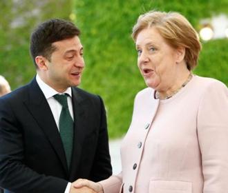 Германия не сможет усидеть на двух стульях в отношениях с Украиной и РФ - Зеленский