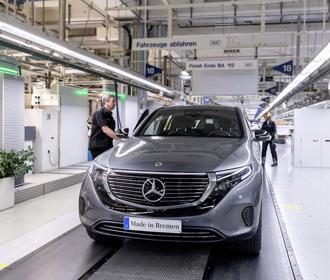 Mercedes-Benz вдвое сократит линейку двигателей внутреннего сгорания