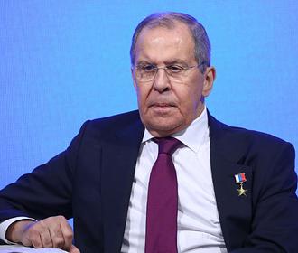 """Лавров назвал """"оскорблением"""" призывы Украины расширить нормандский формат"""