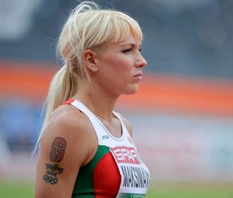 Еще одна белорусская легкоатлетка отказалась возвращаться на родину