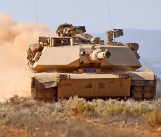 Abrams танк