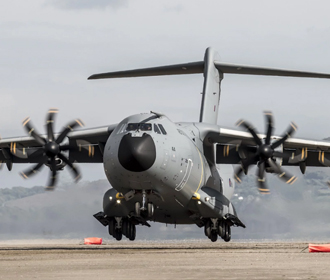 Немецкий военный самолет смог вывезти из Кабула всего семь человек