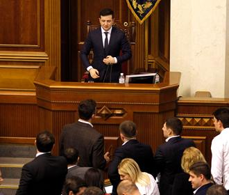 Зеленский инициирует внеочередное заседание парламента