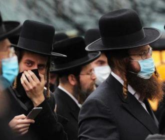 В Израиль из Умани привезли коронавирус около полутора тысяч паломников