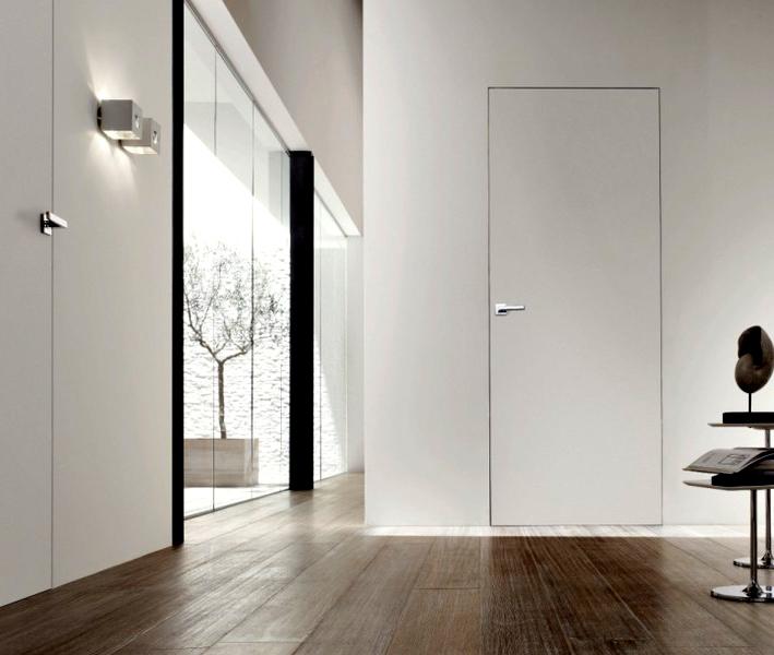 Для чего нужны скрытые двери?