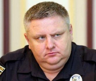 Крищенко ушел с поста начальника киевской полиции