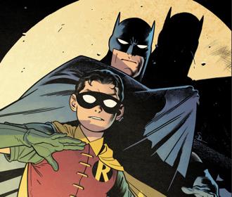 Робин из комиксов о Бэтмене станет бисексуалом