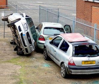 Как вести себя в случае аварии: что делать виновнику ДТП