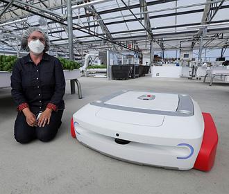 Спасение от засухи нашли в роботах