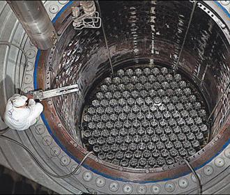 Добывать биткоины предложили с помощью атомной энергии