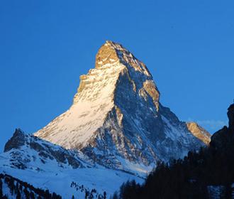 Гора Монблан стала ниже почти на метр
