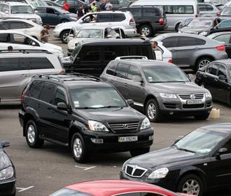 В Украине увеличился спрос на подержанные легковые авто
