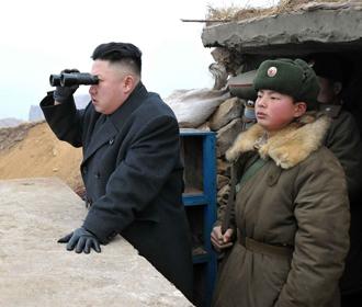 Северная Корея провела испытания двух баллистических ракет