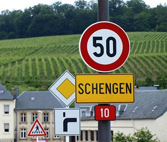 В ЕС собрались остановить наплыв мигрантов с помощью Шенгена
