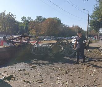 СБУ квалифицировала взрыв в Днепропетровске как теракт