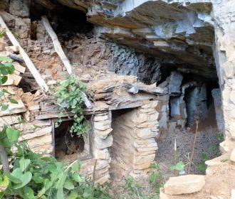 На Афоне нашли возможную пещеру украинского подвижника и писателя-полемиста XVII святого Иоанна Вишенского