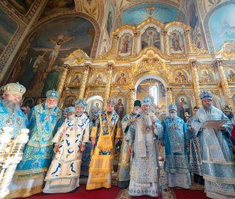 На Волыни Предстоятель УПЦ возглавил торжества в честь 1020-летия Зимненского монастыря