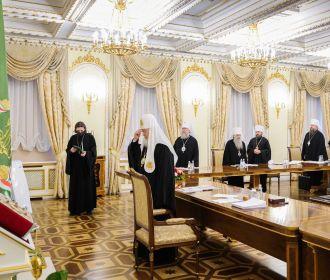 Священный синод РПЦ осудил визит патриарха Варфоломея в киев