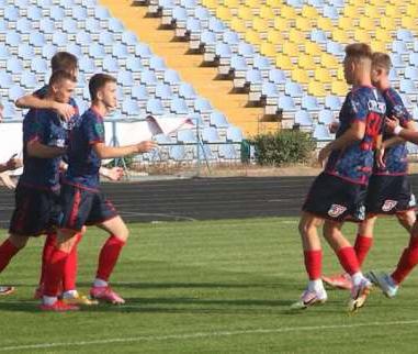 «Рух» обыграл «Николаев» в матче первого раунда Кубка Украины