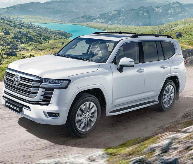 Автомобили Тойота у официального дилера на лучших условиях