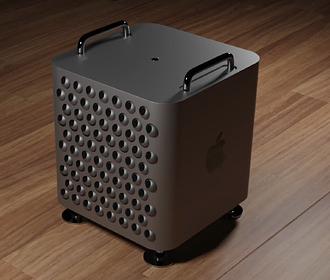 Раскрыт новый компьютер Apple