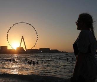В Дубае открыли самое большое в мире колесо обозрения
