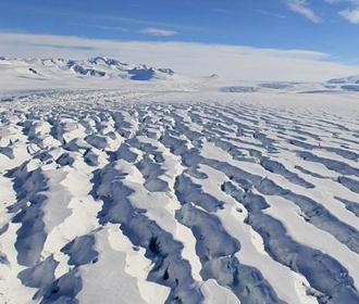 На Южном полюсе зафиксировали рекордно холодную зиму