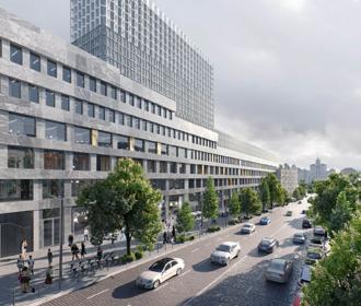 KYЇVPROEKT City Space — суперсовременное пространство для жизни и бизнеса