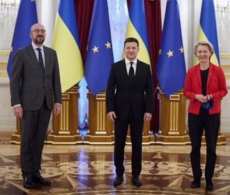 Украина и ЕС призвали Россию признать ответственность за конфликт на Донбассе
