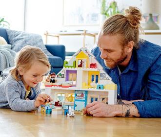 Lego перестанет маркировать игрушки отдельно «для девочек» и «для мальчиков»