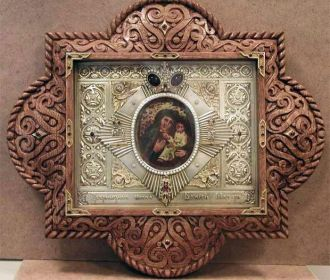 Сегодня верующие УПЦ чтят Зверинецкую икону Богородицы