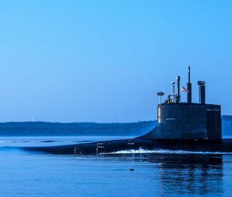 Атомная подлодка США столкнулась с неизвестным объектом в Индо-Тихоокеанском регионе